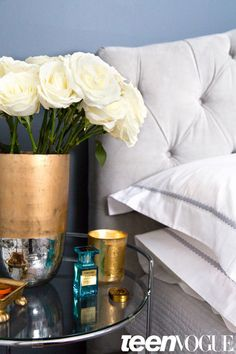 Teen Vogue Tips for Decorating Small Spaces | Teen Vogue