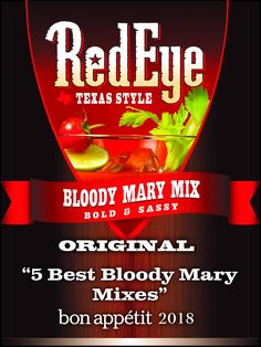 Red Eye Original Texas Style Bloody Mary Mix 32 Oz 12 Pack *** Visit the image link more details. (This is an affiliate link) Best Bloody Mary Mix, Cocktail Mixers, Red Eyes, Image Link, Cocktails, Texas, The Originals, Check, Style