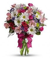 You're In My Heart at From You Flowers Online Flower Shop, Send Flowers Online, Flowers Today, Flowers For You, Purple Flowers, Fresh Flowers, Colorful Flowers, Wedding Flower Arrangements, Floral Arrangements