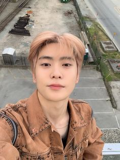 Jaehyun's eyebrow game is no joke Who allowed him to be this good looking eye-