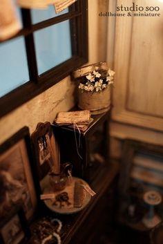 Studio Soo - Mini vintage shop.