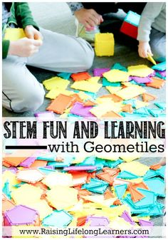 Awesome Stem Fun And Learning With Geometiles