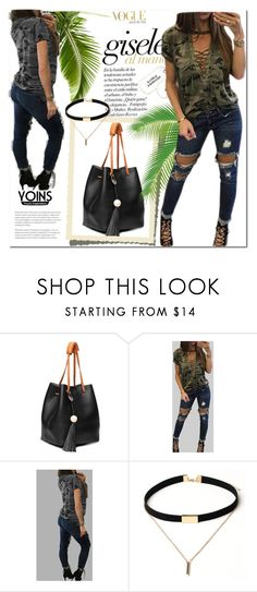 """""""Yoins XIX/3"""" by s-o-polyvore ❤ liked on Polyvore featuring yoins, yoinscollection and loveyoins"""