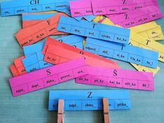 Produkt - Párové souhlásky procvičování Montessori, Teacher, Teaching Ideas, Professor, Teachers