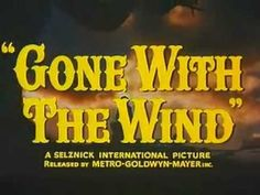 Gone with the Wind (1939) - Theatrical Trailer - © Selznick International Pictures