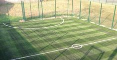 Artificial Football Pitch in Staffordshire