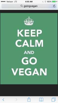 Follow my 21 day journey to go vegan!