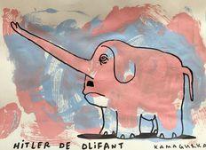 Kamagurka - Hitler de olifant