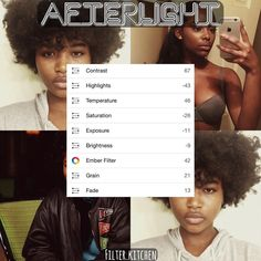 Type: Paid  Best for : dark skin tones  Good for theming: fall