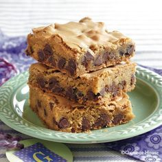 Gooseberry Patch Recipes: Brown Sugar Brownies
