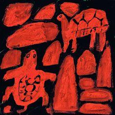 pinkpagodastudio: Miroco Machiko Art Brut, Orange Art, Unusual Art, Figure Painting, Bad Painting, True Art, Art For Art Sake, Naive Art, Back To Nature