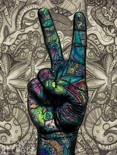 Trippy Art Drawing Hippie Beautiful Ideas For 2019 Hippie Style, Hippie Love, Hippie Chick, Hippie Things, Psychedelic Art, Trippy Hippie, Photoshoot Idea, Hippy Art, Hippie Peace