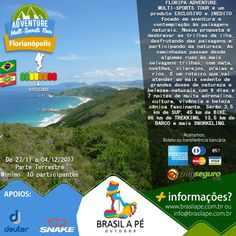 Trip de lançamento da Brasil a Pé.   FLORIPA ADVENTURE MULTI-SPORTS TOUR  https://www.facebook.com/events/1806147319644388/   #BrasilaPé #ConhecerparaPreservar #ConocerparaPreservar #KnowingtoPreserve #AdventureMultiSportsTour #multisports #hiking #trekking #bike #sup #snorkeling #adventure #praia #beach #playa #Florianópolis #brasil #br #natureza #naturaliza #nature #montanha #mountain #montaña #DeuterBrasil #todesnake #intrip #ViajarVerde #turismosustentável #turismoresponsável