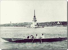 Kız Kulesi - 1890 lar