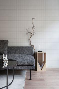 Blekingegatan 42 is a minimalist space located in Stockholm, Sweden, designed by Claesson Koivisto Rune