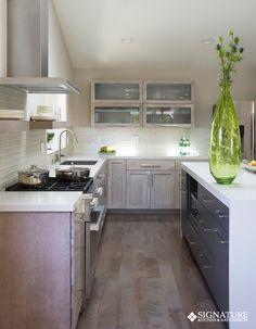 Upscale Sunnyvale Kitchen | Signature Kitchen & Bath Design ...