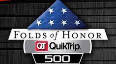 Folds of Honor QuikTrip 500 Atlanta Motor Speedway March 1, 2015