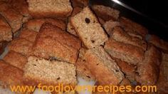 GESONDHEIDSBESKUIT All Bran, South African Recipes, Biscotti, Banana Bread, French Toast, Lovers, Breakfast, Desserts, Kitchens