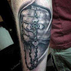 Praying Hands Tattoos for Men | Praying hands tattoo ...