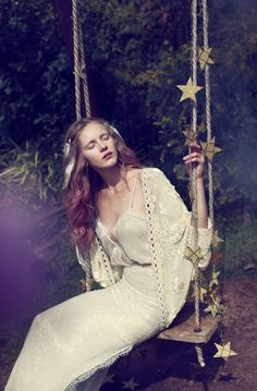 The Meital Zano Hareli Gyspy Soul Bridal Collection is a beautiful collection of gowns with a dreamy boho, vibe. Wedding Pics, Chic Wedding, Wedding Styles, Wedding Dresses, Wedding Ideas, Hipster Wedding, Wedding 2015, Bridal Gowns, Wedding Stuff