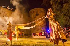 CIVITAS INFERNALIS Festival medieval fantasy a Sarteano