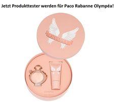 Produkttester gesucht für Paco Rabanne Olympéa Duftset