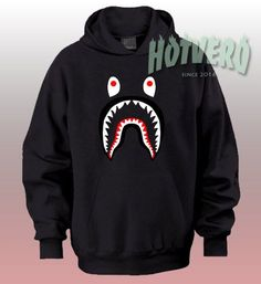 0db70a87eca1 Bape Shark Unisex Custom Hoodie