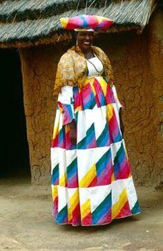 namibian pattern