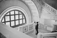 Wedding: Elizabeth & Richard – Chicago Elopement Photographer