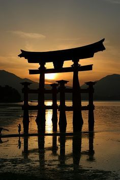 Miyajima Shrine - Miyajima Island - Japan - this is a truly amazing island with absolute beauty - AD