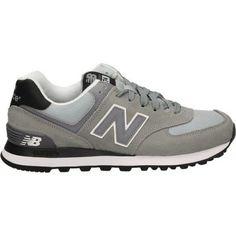 toffe New Balance lifestyle unisex heren sneakers (Grijs)