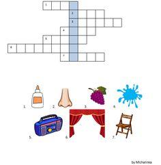 Crossword Krzyżówka