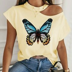 Casual T Shirts, Casual Tops, Blouses For Women, T Shirts For Women, Ladies Blouses, Ladies Tops, Shirt Blouses, Shirts & Tops, Women's Tops