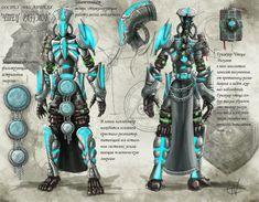 Armor: 'Reader of Minds' by AspectusFuturus.deviantart.com on @DeviantArt