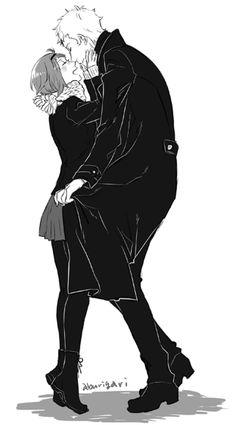 Nina x Chris Anime Love Couple, Manga Couple, Cute Anime Couples, Shingeki No Bahamut Genesis, Fanfiction, Elves Fantasy, Sakura And Sasuke, Otaku Anime, Manga Drawing