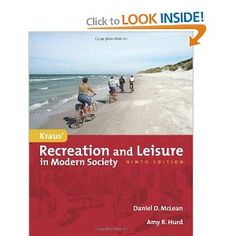 Price: $53.59 - Kraus' Recreation and Leisure in Modern Society - TO ORDER, CLICK THE PHOTO