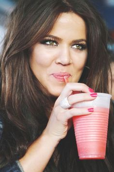 Khloe Kardashian. Say you want but if you've actually SEEN the show/s you'd know she's extremely giving, devoted, frank but honest, loyal, gives good advice, takes shit from noone and is rather insightful. She may a Kardashian but she is switched on.