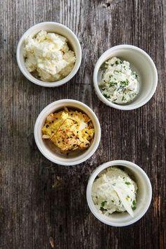 Frischkäse selbst herstellen ist nicht kompliziert: Dieser Artikel zeigt wie es geht und gibt Anregungen für verschiedene Geschmacksstile.