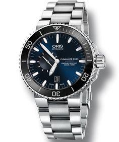 Oris Royal Navy Clearance Diver LE.