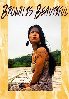 South American Native #IndigenousPride #NativePride #NotHispanicNotLatino #UnapologeticallyIndigenous #NativeWomen #Indigenous #BrownIsBeautiful