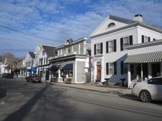 Historic Essex Village -The Perfect Small Town