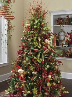Christmas Trees Decorating Pictures 23 Beautiful Christmas Trees Decorating Ideas Pictures