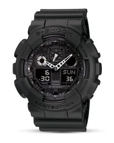 G Shock Oversized Analog/Digital Combo Watch, 55 x 51 mm | Bloomingdale's