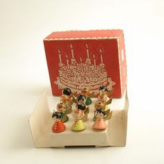 12 Vintage Angel Candleholders Italy Original Box by efinegifts, $34.95