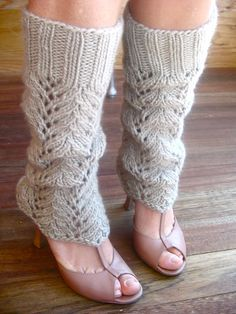 Ravelry: Hook Up Legwarmers pattern by Melissa Halvorson