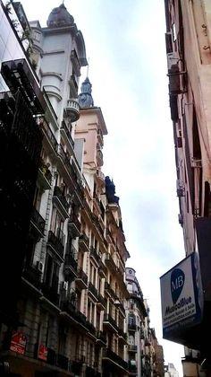 La arquitectura linda de Buenos Aires