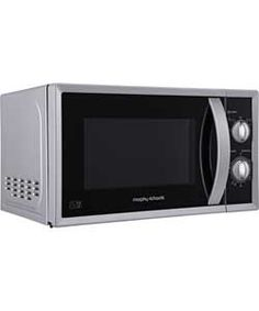 Morphy Richards MM820CXN 20L Solo Microwave - Silver.