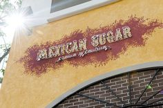 Mexican Sugar cocina y cantina  I haven't been here yet, but from reading the menu their brisket tacos sound delicious. Must put it on my list to try.