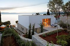 House on Krk Island, Croatia by DVA Architects • Highsnobiety