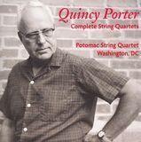 Quincy Porter: Complete String Quartets [CD]